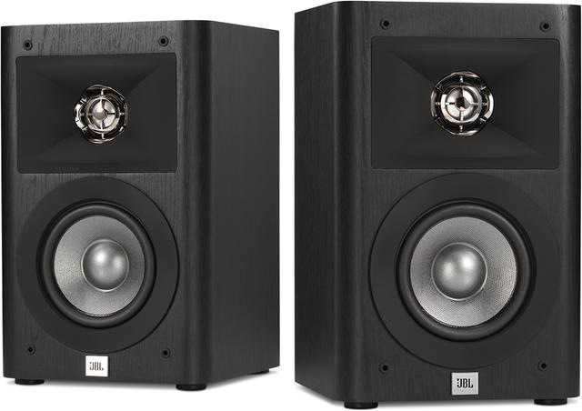 JBL® Studio 220 Bookshelf Loudspeakers-STUDIO220BK