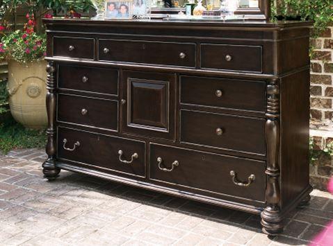 Paula Deen by Universal Furniture Bedroom Home Door Dresser-932040