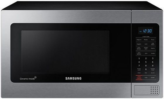 Samsung Countertop Microwave-Stainless Steel-MG11H2020CT