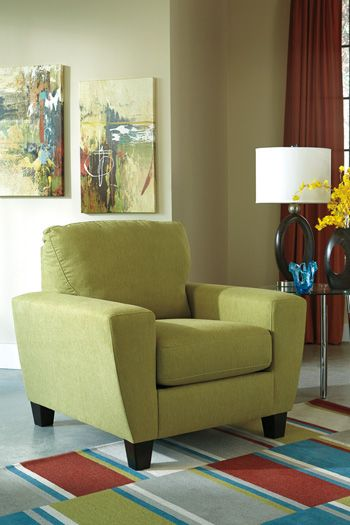 Signature Design by Ashley® Sagen Basil Chair-9390120