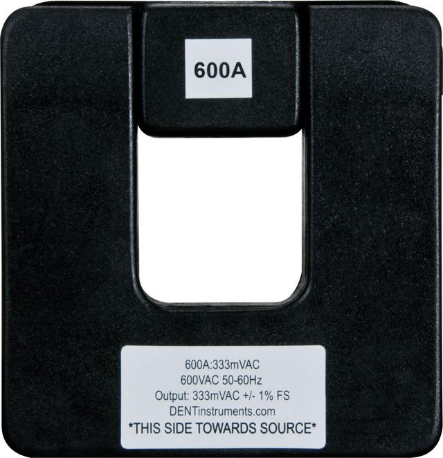 Crestron® 600A Split Core Current Transformer-High Accuracy-GLS-EM-CT-600A-HA