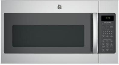 "GE® Series 30"" Over The Range Microwave-Stainless Steel-JNM7196SKSS"