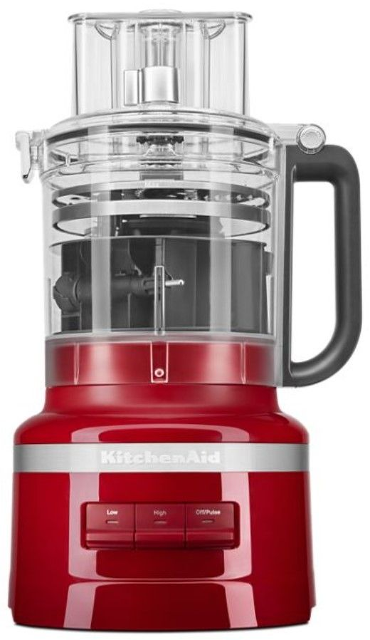 KitchenAid® 13 Cup Empire Red Food Processor-KFP1318ER