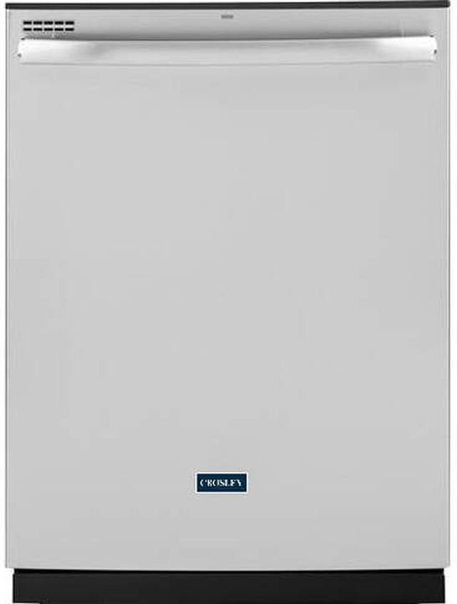 """Crosley® 24"""" Stainless Steel Built-In Dishwasher-XDT500PSPSS"""