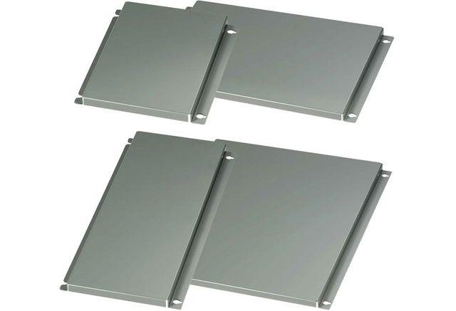Crestron® Universal Mounting Plate-CAEN-UMP2X1
