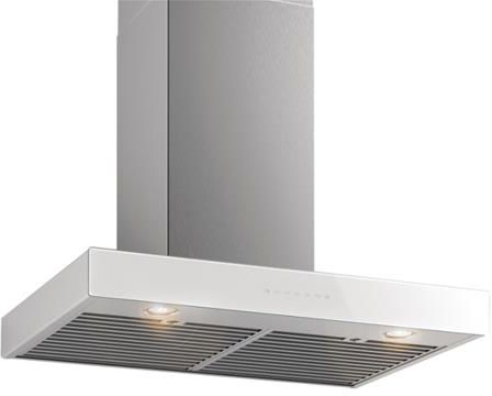 """Best® Ispira 30"""" Stainless Steel Without Glass Chimney Range Hood-WCB3I30SBN"""