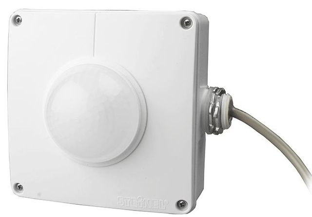 Crestron® STEINEL HBS 300-WL IP65 Wet Location 360° Occupancy Sensor-GLA-HBS-300-WL