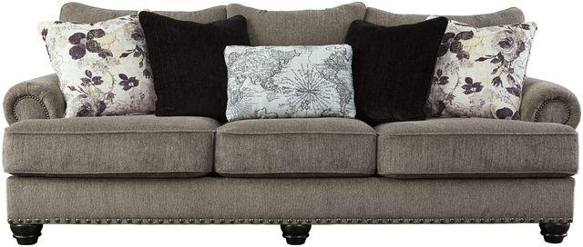 Benchcraft® Sembler Cobblestone Sofa-2340238