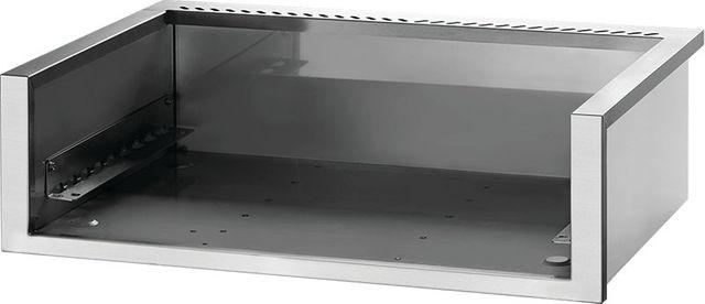 Gilets de gril isolés de 25 po Blaze Grills® - Acier inoxydable-BI-3323-ZCL
