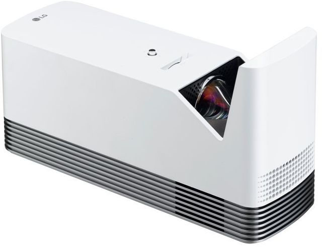 LG CineBeam Ultra Short Throw Laser Smart Home Theater Projector-HF85LA