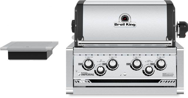 Broil King® Imperial™ 490 Built-In Head-Stainless Steel-956084