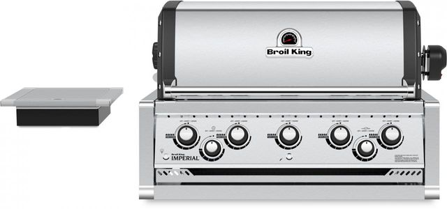 """Broil King® Imperial™ 590 27"""" Stainless Steel Built-In Grill-958087"""