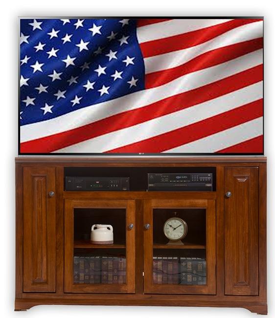 American Heartland TV Console-95863