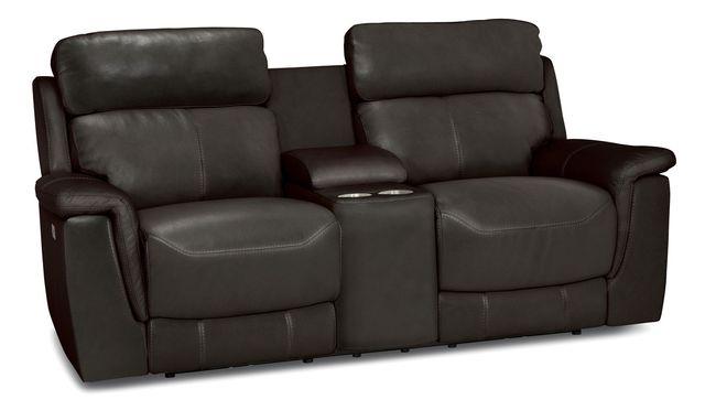 Palliser® Furniture Granada Power Wall-Away Loveseat With Headrest and Console-41058-68