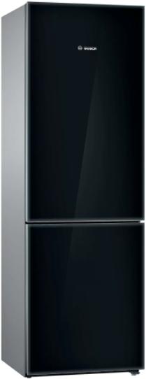 "Bosch 800 Series 24"" Black Counter Depth Bottom Freezer-B10CB81NVB"