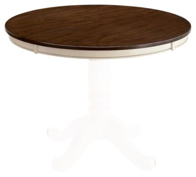 Signature Design by Ashley® Whitesburg Round Dining Room Table Top-D583-15T