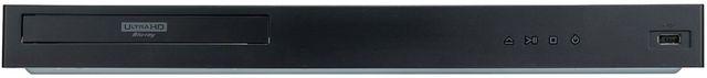 LG 4K Ultra-HD Blu-ray Disc™ Player-UBK80