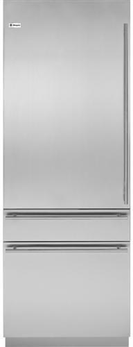 """GE® Monogram® Refrigeration 84"""" European Solid Door Panel Kit-ZKST304NLH"""