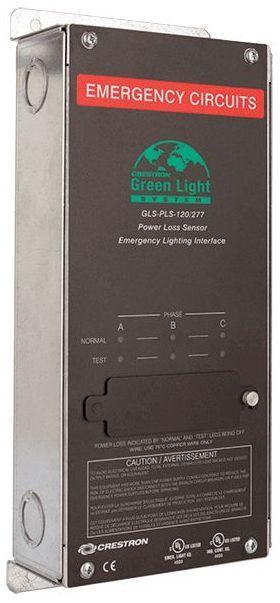 Crestron® Power Loss Sensor-3-Phase-GLS-PLS-120/277
