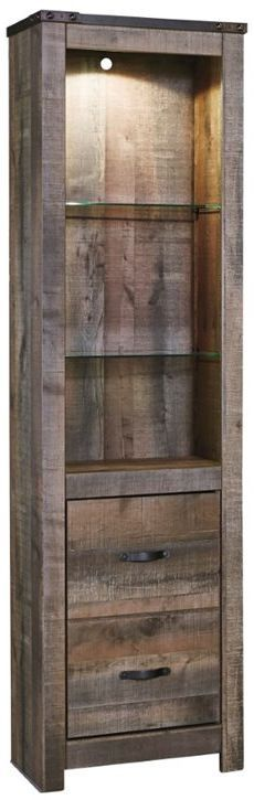 Signature Design by Ashley® Trinell Brown Tall Pier-W446-24