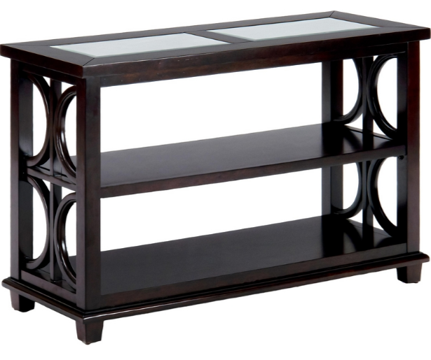 Jofran Inc. Panama Brown Sofa Table-966-4