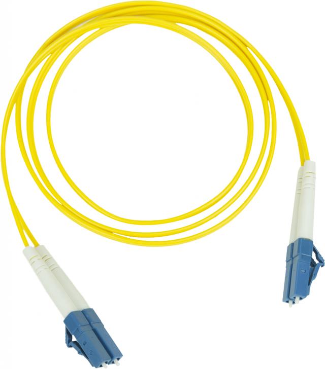 Pakedge® 5m Single Mode Fiber Optic Patch Cable-FC-LC-LC-SM-5M