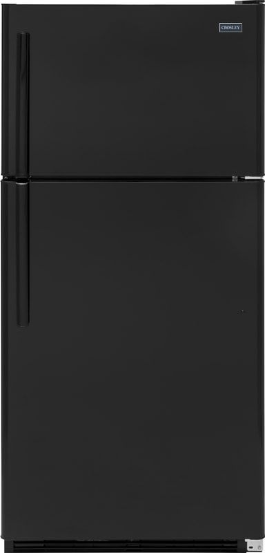 Crosley® 20.8 Cu.Ft. Black Top Freezer Refrigerator-XTS21FGKB