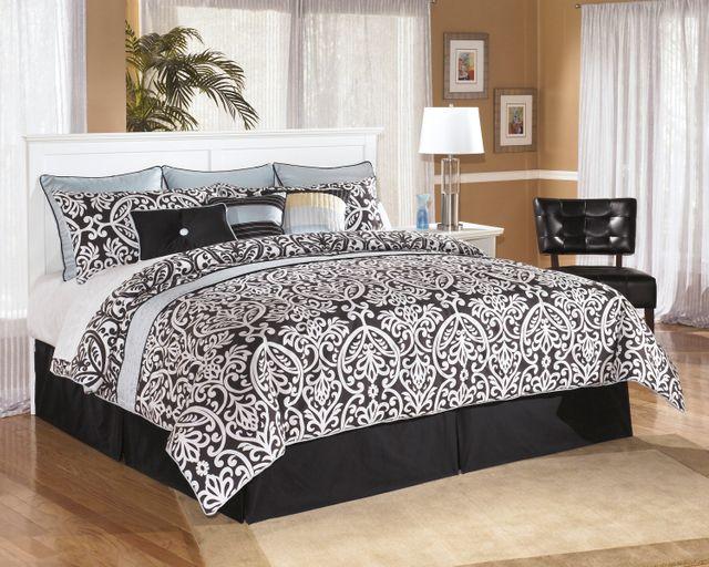 Signature Design by Ashley® Bostwick Shoals White King/Cal King Panel Headboard-B139-58