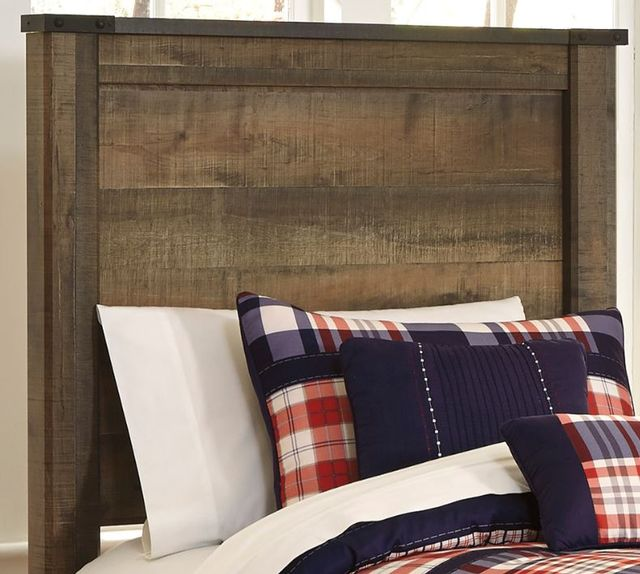 Signature Design by Ashley® Trinell Brown Twin Panel Headboard-B446-53