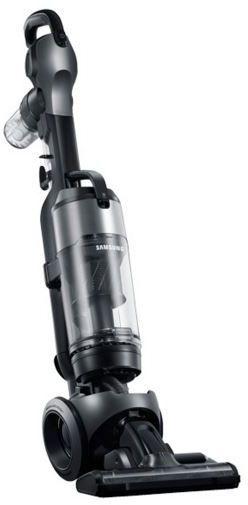 Samsung VU7000 Motion Sync Bagless Upright Vacuum-Titanium Silver-VU12F70SHDC