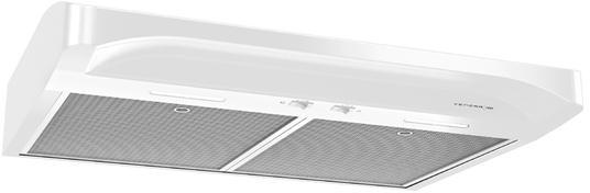 Hotte de cuisinière sous-armoire Venmar® de 30 po - Acier inoxydable-VCQSEN130WW