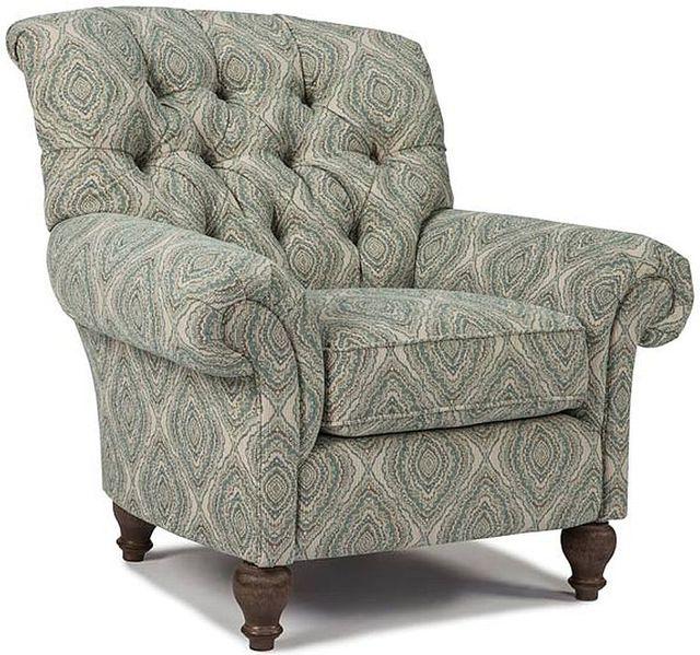 Best Home Furnishings Christabel Riverloom Club Chair-7010R