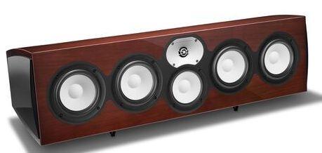 "Revel® C426Be Walnut 3-Way Quadruple 6.5"" Center Channel Loudspeaker-REVC426BEWAL"