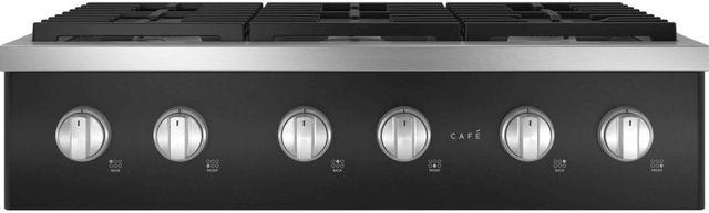"Café™ 36"" Matte Black Gas Rangetop-CGU366P3TD1"