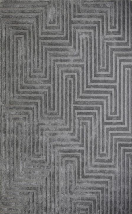 Tapis de zone Graceland, gris foncé, Renwil®-RGRA-18003-58