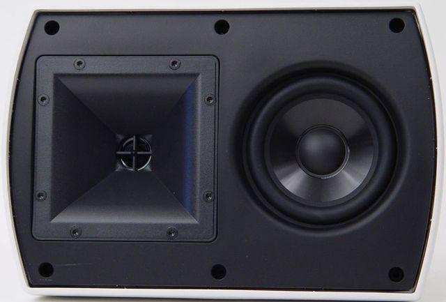 Klipsch® White AW-500 Outdoor Speaker-097087000001