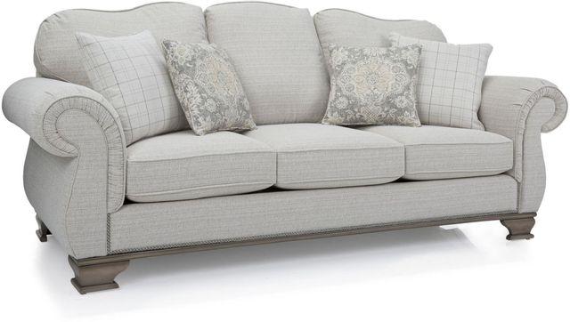 Decor-Rest® Furniture LTD Reserve R033 Gray Sofa-R033-SOFA GRAY