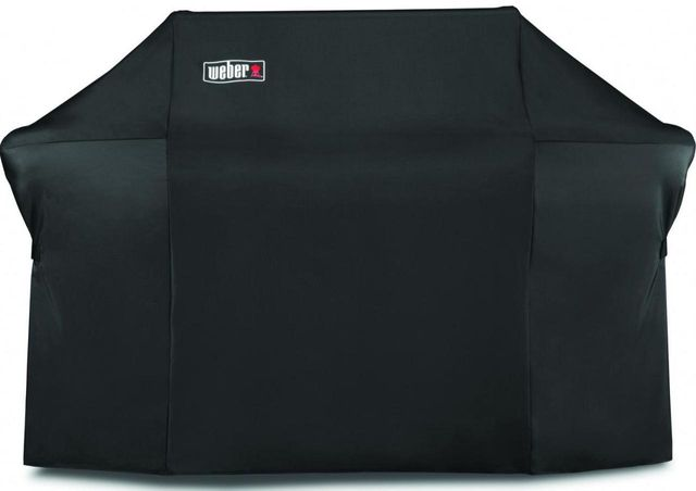 Weber® SUMMIT® 600 Series Grill Cover-Black-7109
