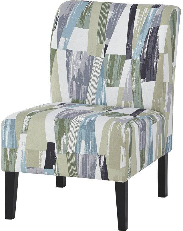 Signature Design by Ashley® Triptis Multi Colored Accent Chair-A3000066