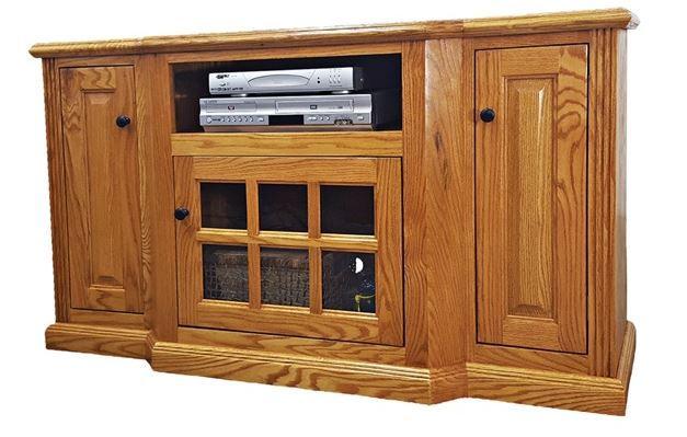 "American Heartland Oak 32"" Premium TV Stand-99852"