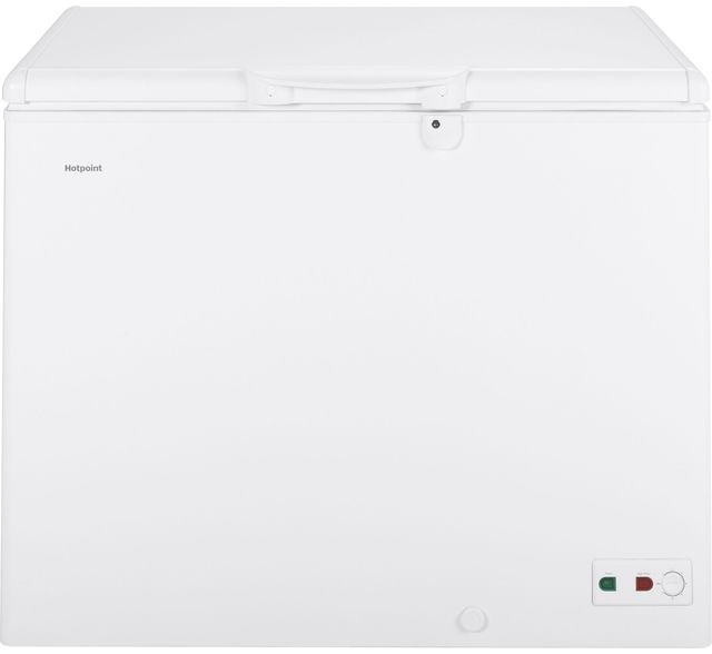 Hotpoint® 9.4 Cu. Ft. White Chest Freezer-HCM9DMWW