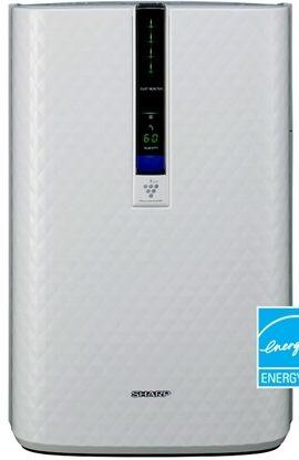 Sharp® PLASMACLUSTER® Air Purifier-KC-850U