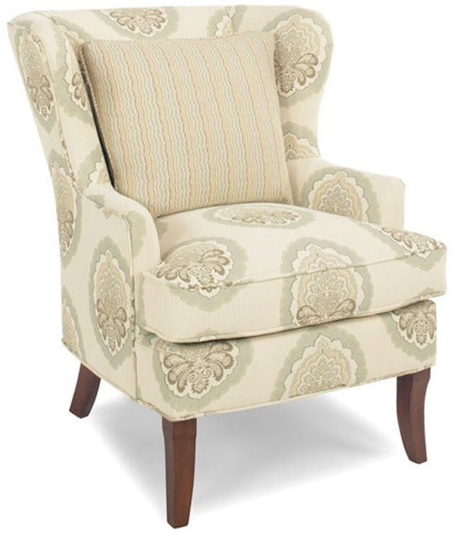 Craftmaster New Traditions Living Room Wing Chair-085010