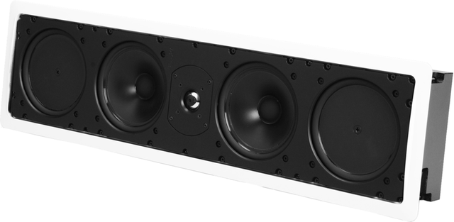 Definitive Technology® White In-Wall Reference Line Source Speaker-UIW RLS II
