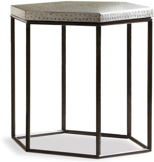 Riverside Furniture Lyric Hexagon Side Table-19209