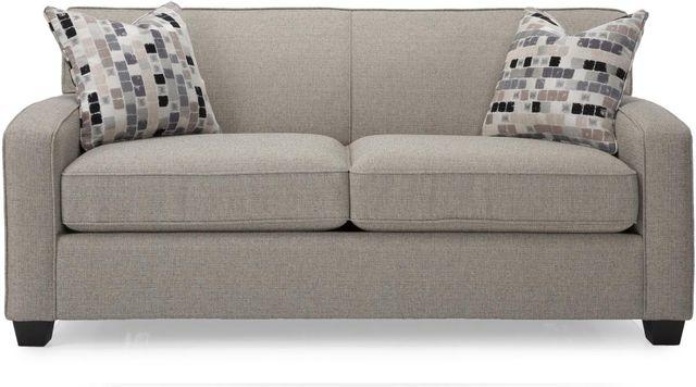 Decor-Rest® Furniture LTD 2401 Beige Double Sofa Bed-2401-DOUBLE BED