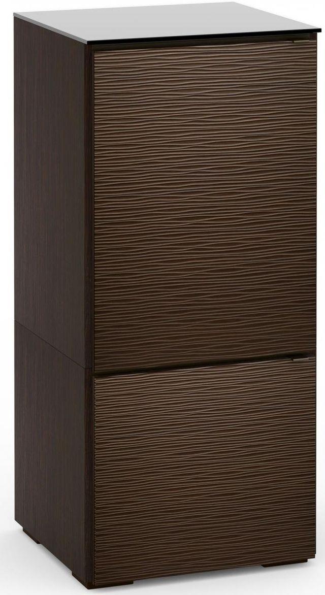 Salamander Designs® Berlin 517 AV Cabinet-Textured Wenge-C/BL517/WE