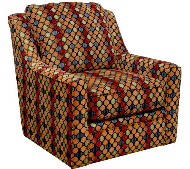 Jackson Furniture Sutton Swivel Chair-722-21