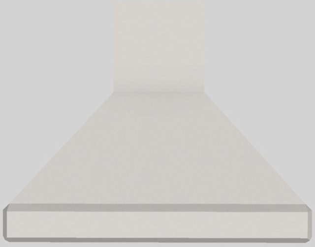 """Vent-A-Hood® 36"""" Euro-Style Island Range Hood-Stainless Steel-ISDH18-236 SS"""
