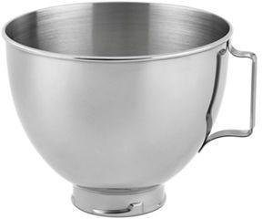 KitchenAid® 4.3 L Polished Stainless Steel Bowl-K45SBWH